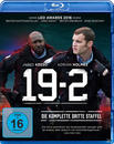 19-2 - Staffel 3 - 2 Disc Bluray (BLU-RAY) für 24,99 Euro