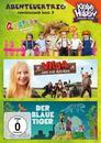 Abenteuertrio Kinderfilmbox - Familienspaß hoch 3 DVD-Box (DVD) für 9,99 Euro