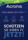 True Image 2015 für 49,95 Euro