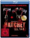 Adam Green's Hatchet - Teil 1 & 2 (BLU-RAY) für 13,99 Euro