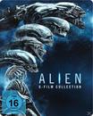 Alien 1-6 Filme Collection Steelbook (BLU-RAY) für 62,00 Euro