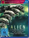 Alien 1-6 Filme Collection ProSieben Blockbuster Tipp (BLU-RAY) für 48,99 Euro