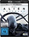 Alien: Covenant - 2 Disc Bluray (4K Ultra HD BLU-RAY + BLU-RAY) für 28,99 Euro