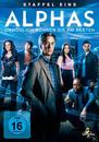 Alphas - Staffel 1 DVD-Box (DVD) für 13,99 Euro