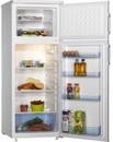 Amica KGC 15425 W Doppeltür-Kühlschrank A++ 160l/45l 171kWh/Jahr für 279,00 Euro