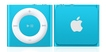 Apple iPod Shuffle 2GB MD775FD/A MP3-Player für 39,00 Euro