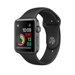 Apple Watch Series 1 42mm Smartwatch Sportarmband Aluminium für 266,00 Euro