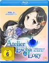 Atelier Escha & Logy - Alchemists of the dusk sky - Volume 3 (Episoden 09-12) (BLU-RAY) für 44,99 Euro