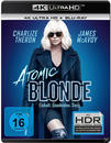 Atomic Blonde - 2 Disc Bluray (4K Ultra HD BLU-RAY + BLU-RAY) für 29,99 Euro