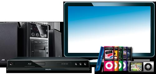 Audio,Video & TV