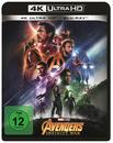 Avengers: Infinity War (4K Ultra HD BLU-RAY + BLU-RAY) für 35,99 Euro