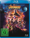 Avengers: Infinity War (BLU-RAY) für 18,99 Euro
