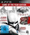 Batman: Arkham City - Game of the Year Edition (Playstation3) für 27,99 Euro