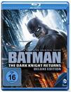 Batman - The Dark Knight Returns Deluxe Edition (BLU-RAY) für 23,99 Euro