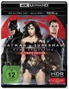 Batman v Superman: Dawn of Justice (4K Ultra HD BLU-RAY + BLU-RAY) für 24,99 Euro