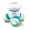 Beurer MG 16 Mini-Massagegerät LED-Licht Massage-to-go Vibrationsmassage für 14,99 Euro