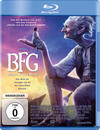 BFG - Sophie und der Riese (BLU-RAY) für 8,99 Euro