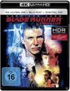 Blade Runner (4K Ultra HD BLU-RAY + BLU-RAY) für 29,99 Euro