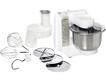 Bosch MUM48W1 Küchenmaschine 600W Multifunktionsarm 4 Schaltstufen für 119,00 Euro