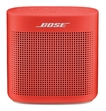 Bose SoundLink Color Bluetooth speaker II tragbarer Lautsprecher AUX-IN für 105,00 Euro