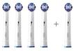 Braun Precision Clean 4+1 Ersatzzahnbürsten für elektrische Zahnbürste für 14,99 Euro