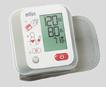 Braun BBP 2000 WE VitalScan 1 Handgelenk-Blutdruckmessgerät 10 Speicherplätze für 29,99 Euro