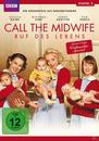 Call the Midwife - Ruf des Lebens - Staffel 2 DVD-Box (DVD) für 17,99 Euro