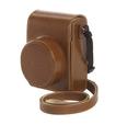 Canon DCC-1820 Kameratasche für PowerShot G1 X Mark II Leder für 59,99 Euro
