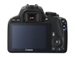 Canon EOS 100D Digitalkamera 7,7cm/3'' 18MP Full-HD für 429,00 Euro