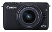 Canon EOS M10 Systemkamera 7,5cm/3'' 18MP+ EF-M 15-45mm f/3.5-6.3 IS STM für 329,00 Euro