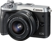Canon EOS M6 Systemkamera 7,5cm/3'' 24,2MP + EF-M 15-45mm 3.5-6.3 IS STM für 919,00 Euro