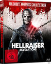 Clive Barkers Hellraiser: Revelations - Die Offenbarung Bloody Movies Collection (BLU-RAY) für 7,99 Euro