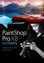 PaintShop Pro X8 Ultimate für 59,00 Euro