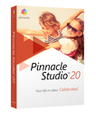 Pinnacle Studio 20 Standard DE für 54,00 Euro