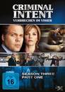 Criminal Intent - Verbrechen im Visier - Season 3.1 DVD-Box (DVD) für 13,99 Euro