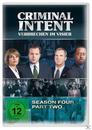 Criminal Intent - Verbrechen im Visier - Season 4.2 DVD-Box (DVD) für 13,99 Euro