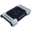 Crunch MXB2300i 2-Kanal Premium Endstufe 2x175/300W, 2x300/600W, 1x600/1200W für 147,00 Euro