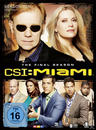 CSI: Miami - Season 10.2 DVD-Box (DVD) für 29,99 Euro