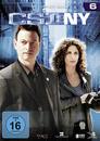 CSI: NY Season 6 DVD-Box (DVD) für 29,99 Euro