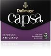 Capsa Espresso Artigiano Kaffeekapseln intensiv reiner Arabica