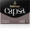 Dallmayr Capsa Espresso Ristretto Kaffeekapseln vollmundig-intensiv Intensität: 10 für 2,99 Euro