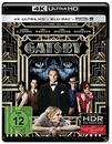 Der Große Gatsby (4K Ultra HD BLU-RAY + BLU-RAY) für 24,99 Euro