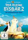 Der kleine Eisbär 2: Die geheimnisvolle Insel (DVD) für 7,99 Euro