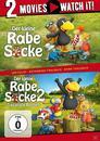 Der kleine Rabe Socke, Der kleine Rabe Socke 2 - Das grosse Rennen - 2 Disc DVD (DVD) für 9,99 Euro