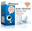 Devolo dLAN 500 WLAN Starter Set Powerline Adapter 500Mbit/s für 77,00 Euro
