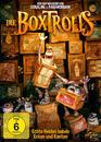 Die Boxtrolls (DVD) für 8,99 Euro