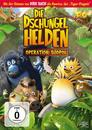 Die Dschungelhelden - Operation: Südpol (DVD) für 7,99 Euro