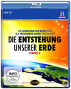 Die Entstehung unserer Erde - Staffel 2 (BLU-RAY) für 19,99 Euro