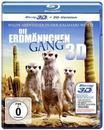 Die Erdmännchen Gang - Wilde Abenteuer in der Kalahari-Wüste (Bluray 3D) für 15,99 Euro
