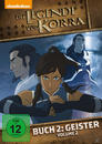 Die Legende von Korra Buch 2: Geister ? Vol. 2 (DVD) für 9,99 Euro